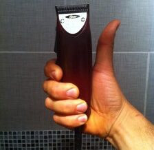 Get Rich With: The Universal Men's Grooming Device