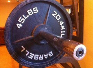 Get Rich With: Olympic Barbells