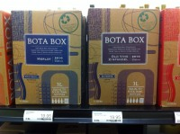 Boxed Wine: Not Just for Your Alcoholic Aunt Anymore