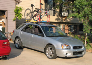 A DIY Roof Rack: Make your Small Car Carry Big Stuff