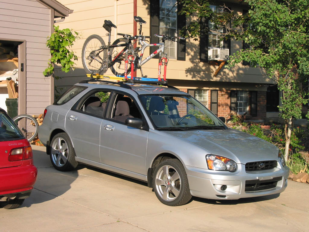 A Diy Roof Rack Make Your Small Car Carry Big Stuff