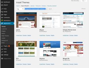 wordpress-theme-search-results