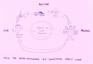 Figure 1: The Consumer Habit Loop