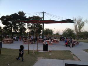 Sunset Park Tables