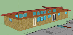 The latest sketchup model is fully detailed, and structural engineering is almost done too.(Thanks Mike B and Chris G!)