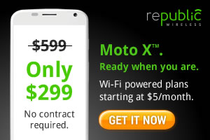 Republic Wireless: Old Phone, New Phone, and a Tempting Competitor