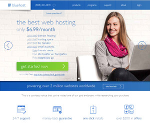 bluehost-home-page