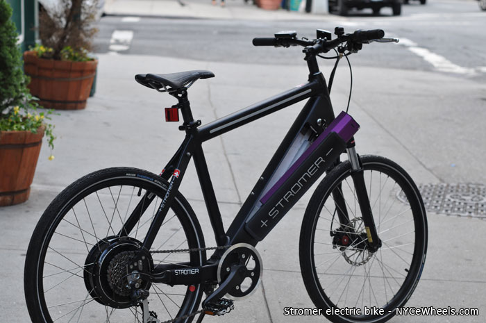 The Stromer Sport (image credit nycewheels.com)