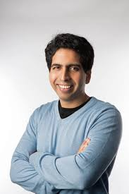 Sal Khan is pretty much The Man when it comes to great do-it-yourself education. Thanks Sal!