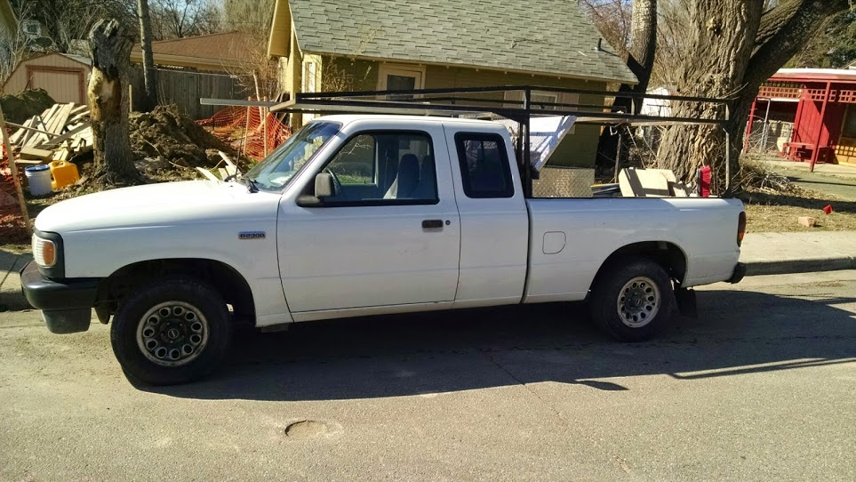 Mazda B2300 or Ford Ranger - ideal work trucks