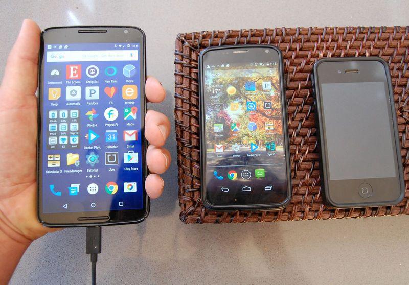 Google Fi: Their new $20/month Worldwide Phone Service | Mr