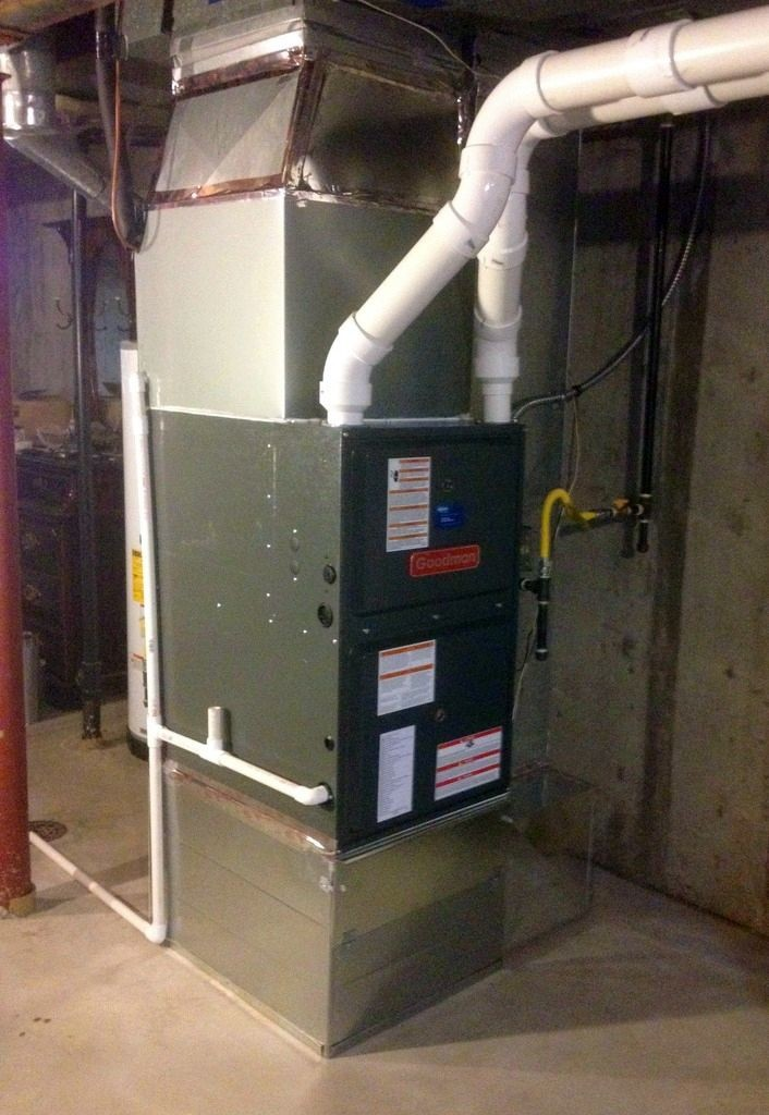 How to replace your own furnace for How to choose a furnace for your home