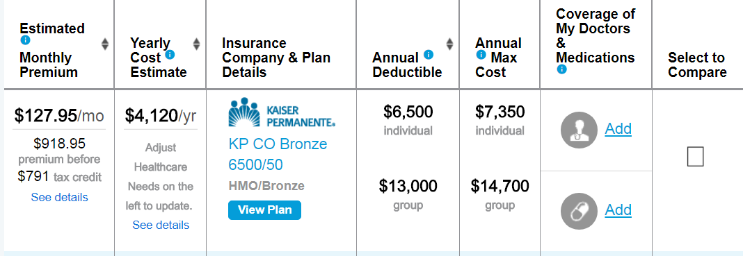 When Your Shitty Health Insurance Doubles in Price | Mr