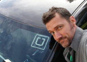 Mr. Money Mustache, UBER Driver