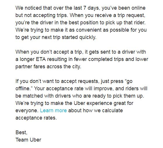 Mr Money Mustache UBER Driver - The 10 best cities to use uber