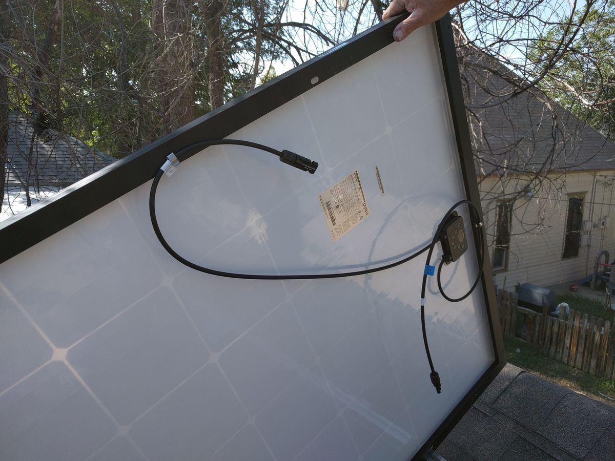 My Diy Solar Power Setup Free Energy For Life